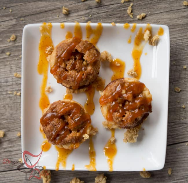 Granola Cookie Cups- Ginger Snap Granola-#ad-#FlavorsofFall - #collectivebias- Giant Eagle- Designed Decor (6 of 10)
