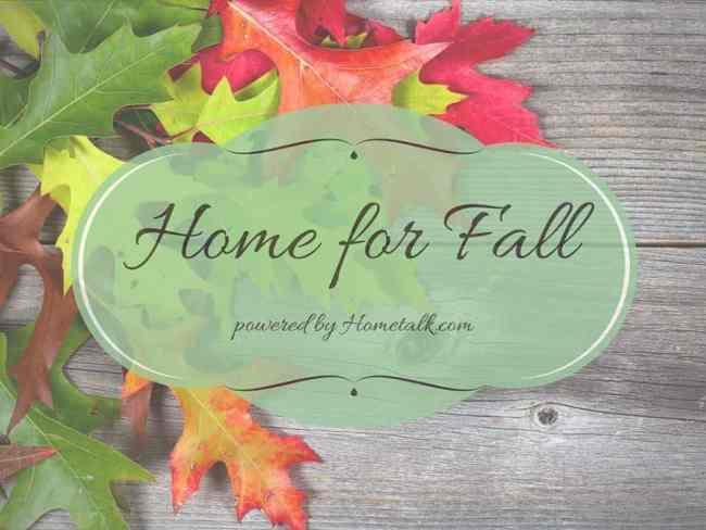 #HomeForFall