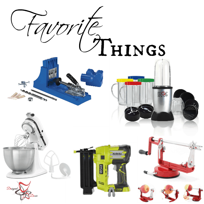 Favorite Things-Black Friday