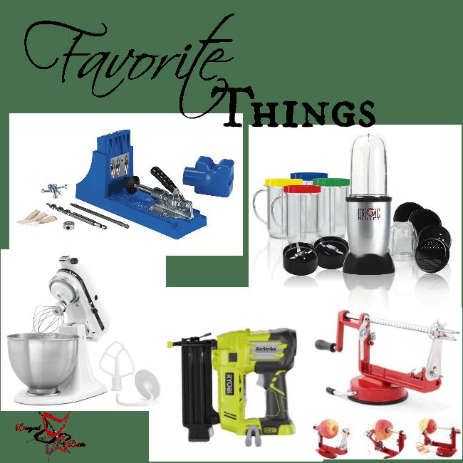 Favorite Things-Black Friday