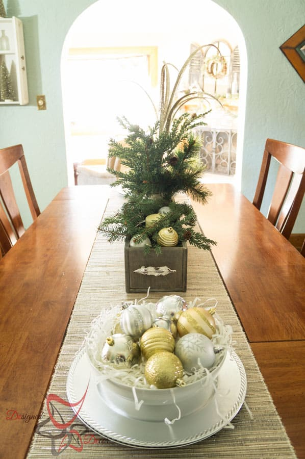 DIY- Christmas Decorating on a Budget- Home Tour 2015l (14 of 65)