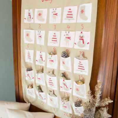 Countdown to Christmas: Advent Calendar
