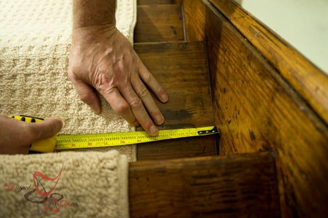 DIY Pendant Light - DIY Custom Stairway Runners (4 of 15)