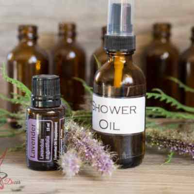 DIY – After Shower Body Oil!