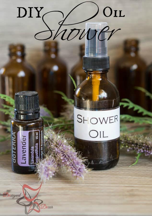 DIY-Essential Oil-Shower-Oil-doTerra pinnable
