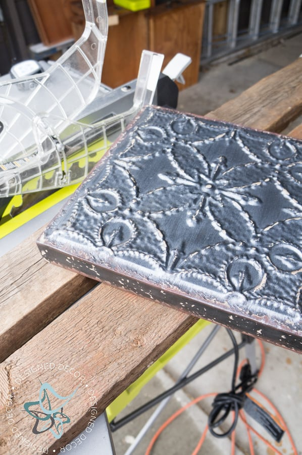 DIY-Knockoff-3 Panel-Tile-Wall-Decor-Wood-Frame (3 of 11)