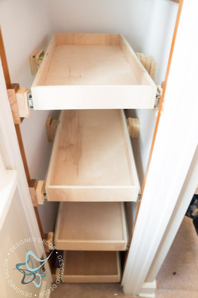 Plywood Furniture Makeover