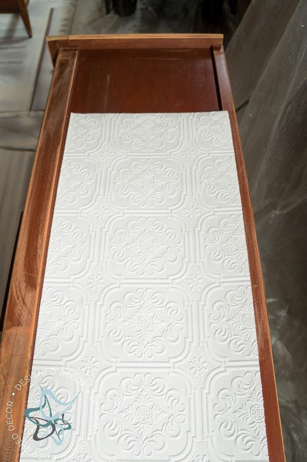 Textured-WallPaper-Dresser- GeneralFinishes- #Sponsor-Painted Furniture (4 of 20)