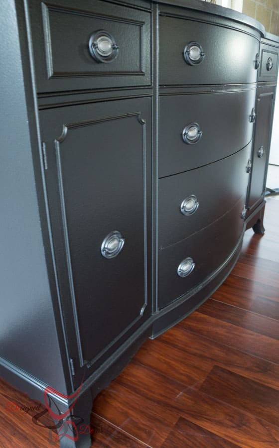 Black Metallic Buffet- Modern Masters (15 of 16)