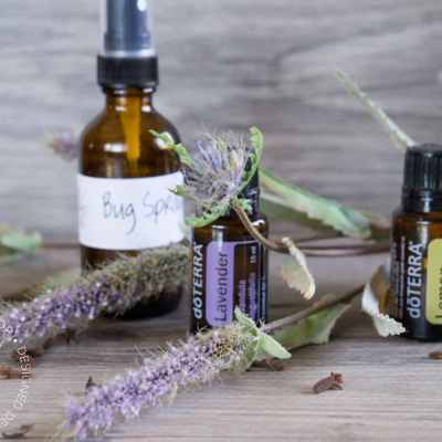 DIY- Essential Oil Bug Spray