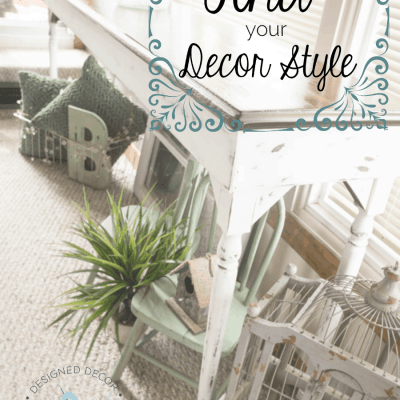 How to Find your Decorating Style!