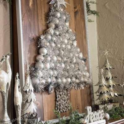 Holiday Ornament Display~ Home Depot DIH Workshop