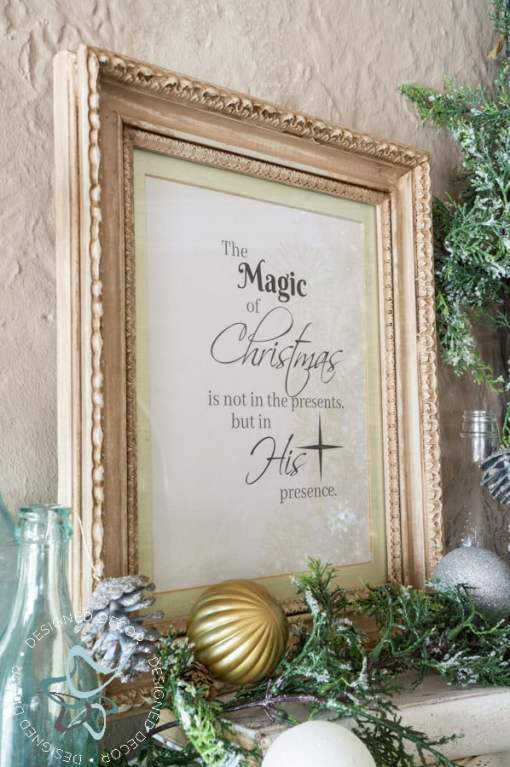 Thrift Store Frame Makeover – The Perfect Gift for all Occasions!