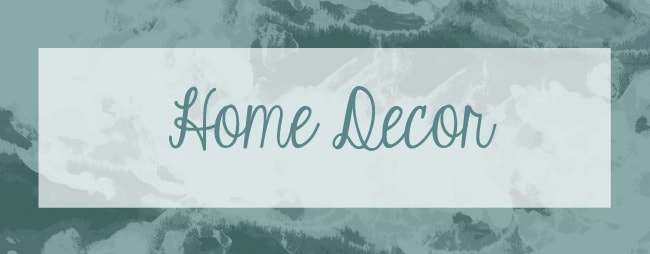 Favorite Resources-home decor