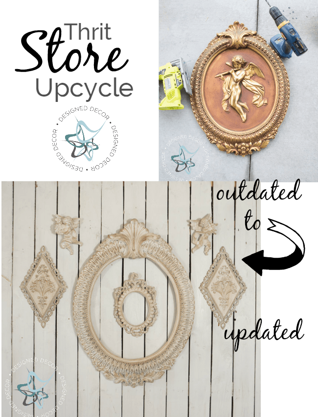Thrift Store Upcycle
