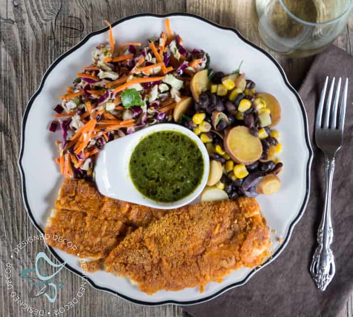 Green Chef- Meals- SouthwesternCod-2