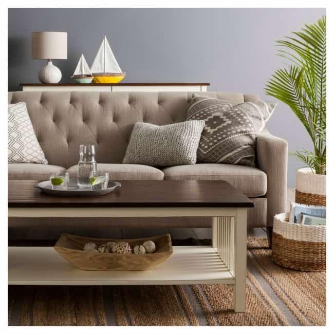 Tufted sofa- Target