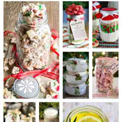 14 Last Minute Mason Jar Gift Ideas!