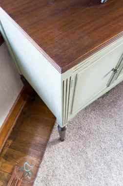 Vintage-Buffet-Transformed-Media-Center-8