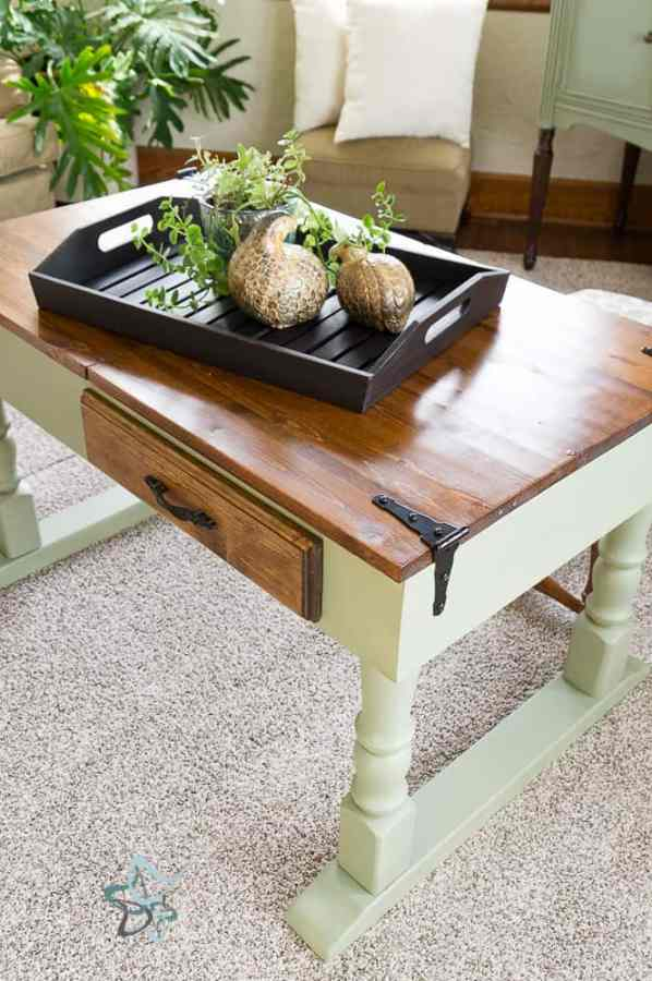 Puzzle Coffee Table Build Plans Designed Decor