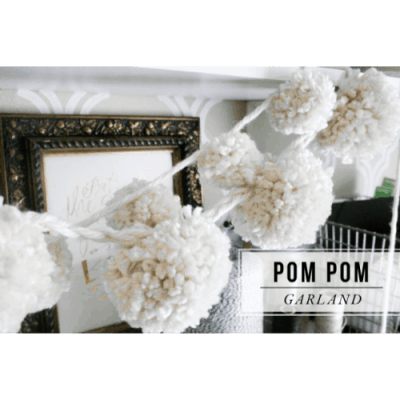 how-to-make-a-pom-pom-garland-jones design company