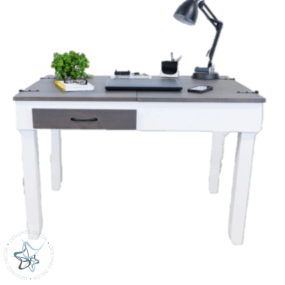 desk height jigsaw puzzle table