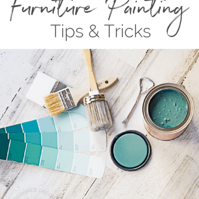 The best insider furniture painting tips and tricks