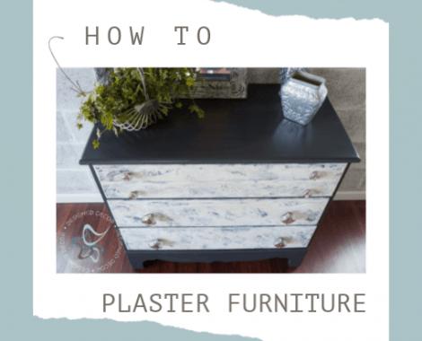 Plaster Furniture (1)