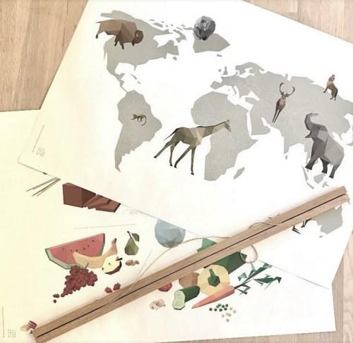 plakater, madplakat, verdensplakat, dyreplakat