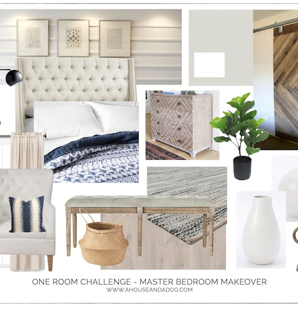 One Room Challenge: Week 1 – Before Photos, Design & Plans