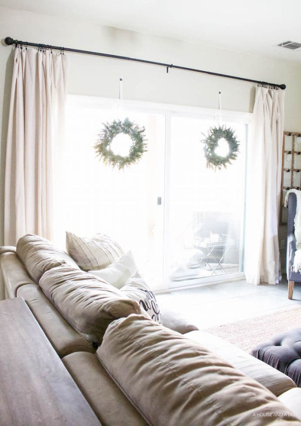 Holiday Home Tour 2016 – Living Room