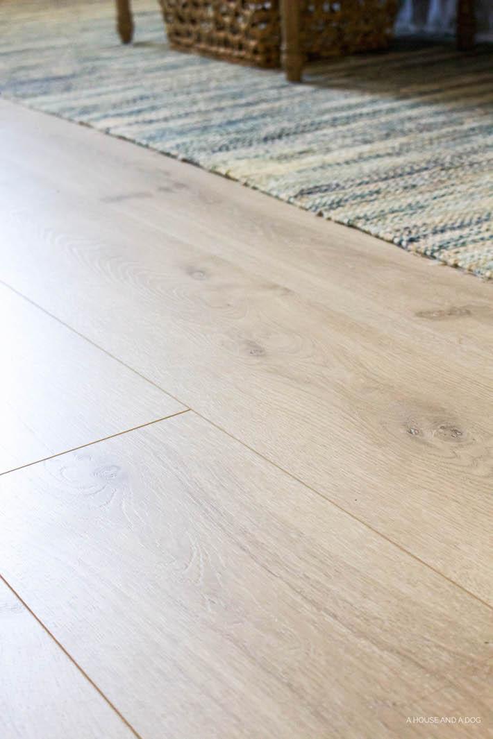 Pergo Flooring - Cleaning & Maintenance | designedsimple.com