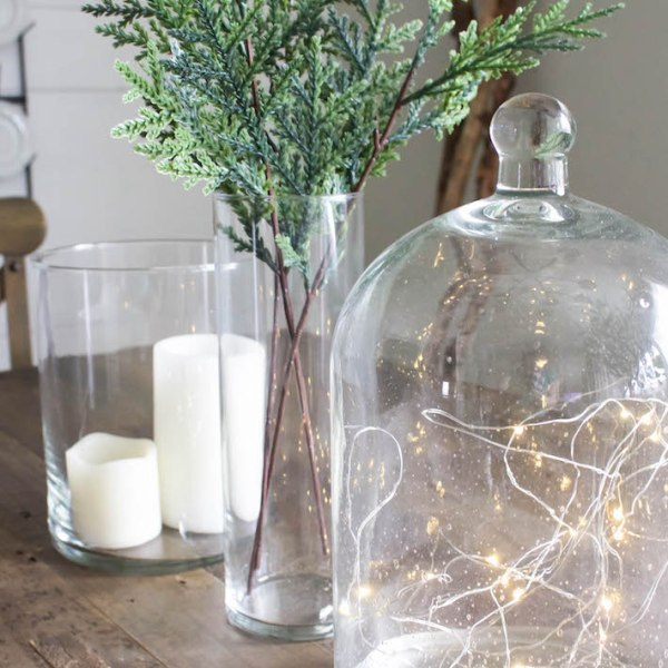 Decorating After the Holidays - Winter Decor | designedsimple.com