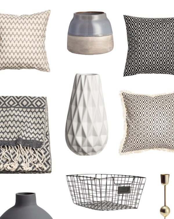 Modern Decor from H&M Home