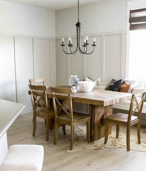 Modern Farmhouse Dining Room