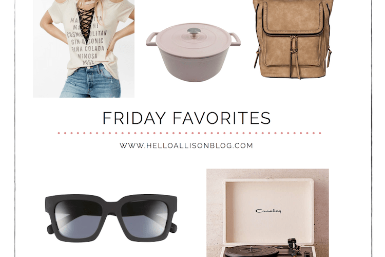 Friday Favorites 013 | designedsimple.com