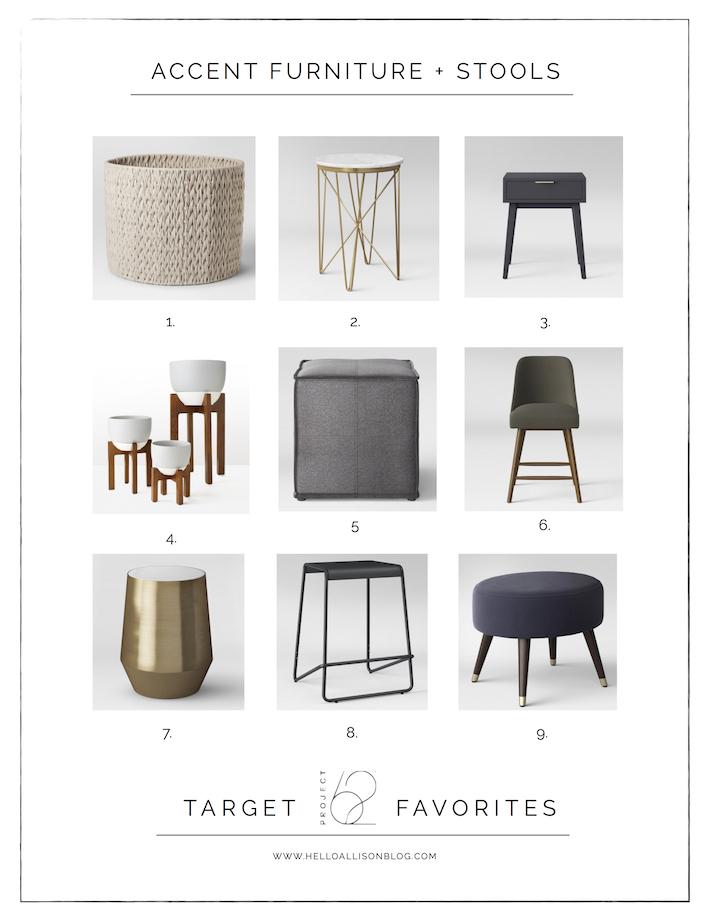 Target's Project 62 Favorites - Target Thursday | designedsimple.com