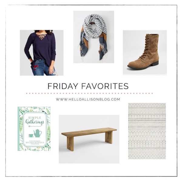 Fall Friday Favorites | designedsimple.com