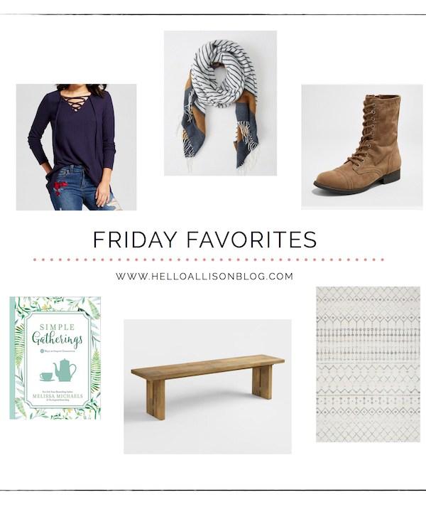 Friday Favorites | 014