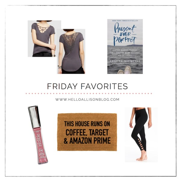 Friday Favorites | designedsimple.com