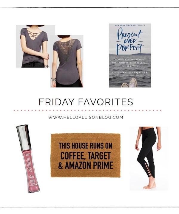 Friday Favorites | 016