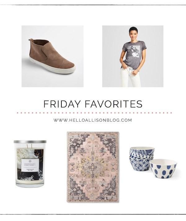 Friday Favorites | 017