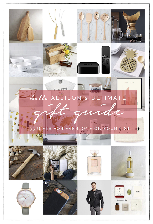 The Ultimate Gift Guide   designedsimple.com