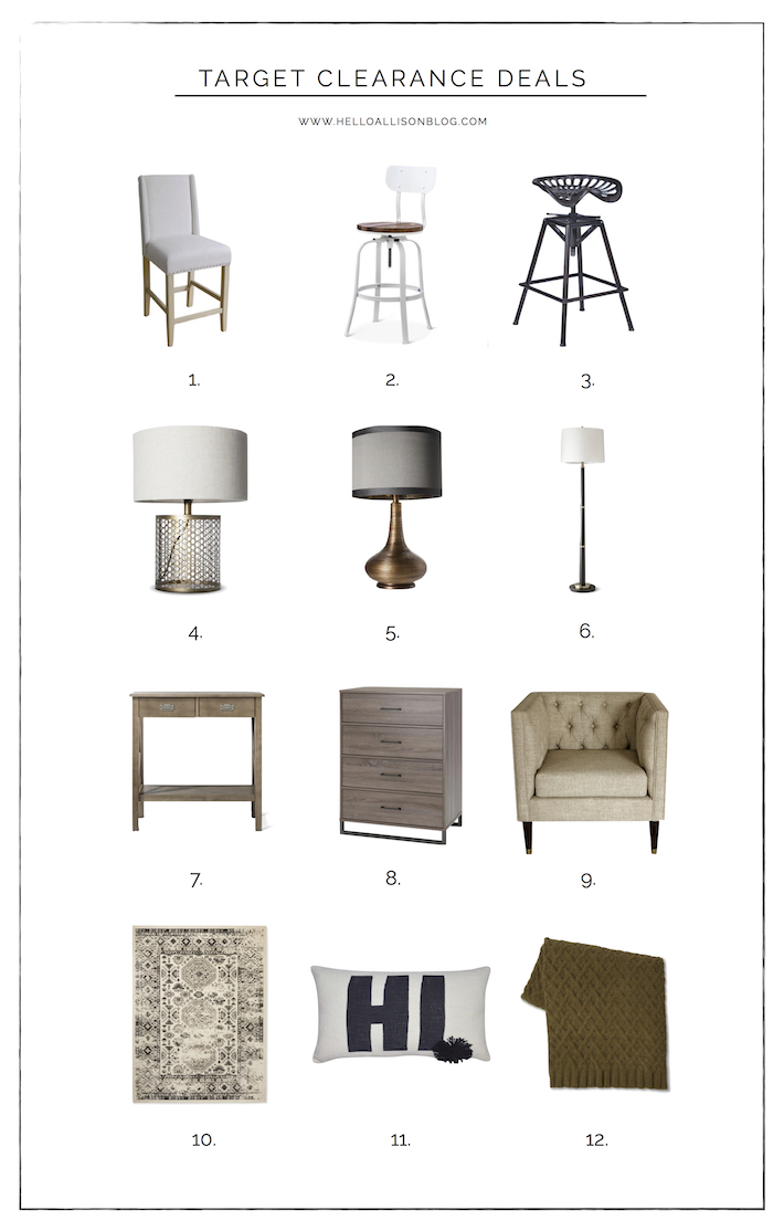 Target Clearance - Home Decor | designedsimple.com