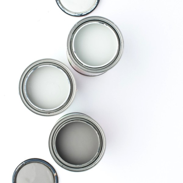 Valspar Gray Paint Colors | Favorite grays in our home! | Designed Simple | designedsimple.com