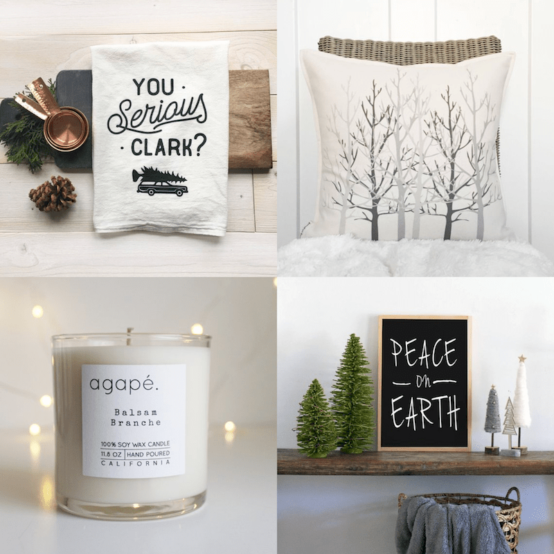 Favorite Etsy Shops for Small Business Saturday! | designedsimple.com