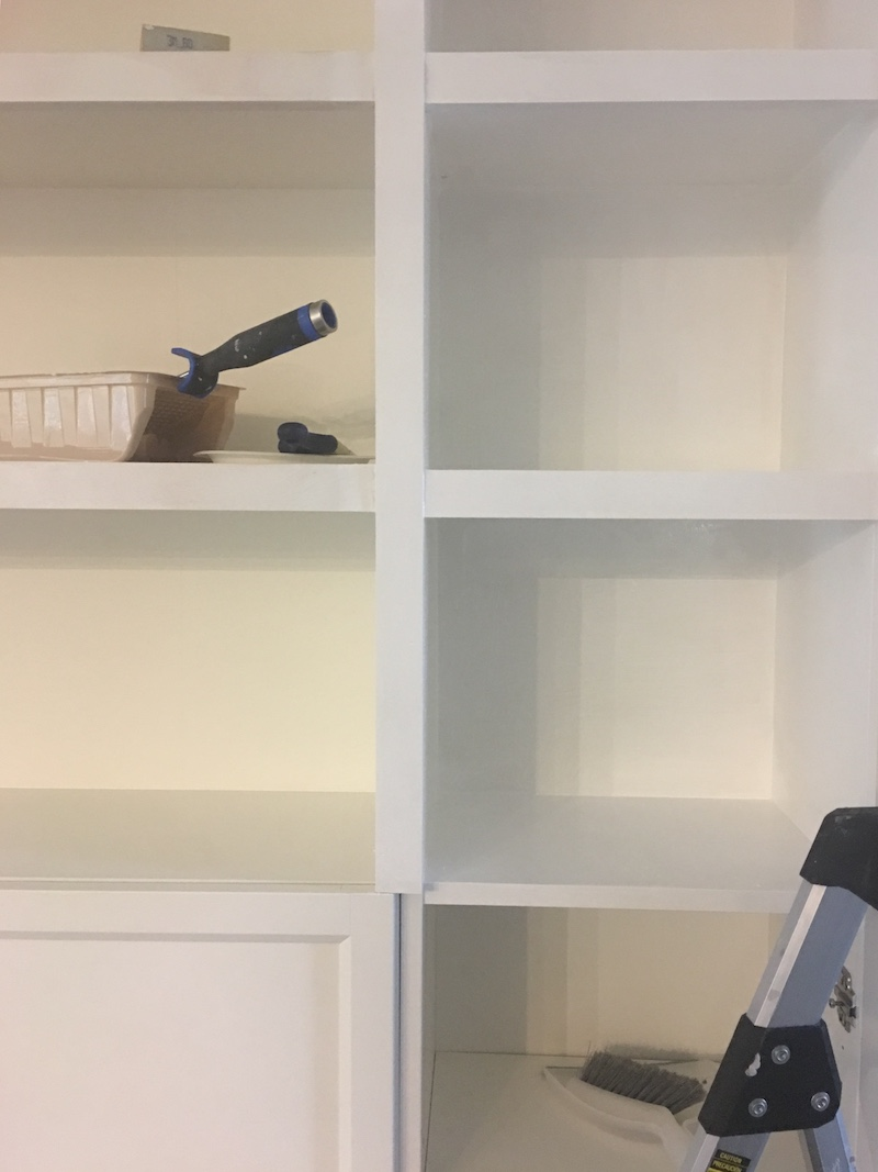 How To Paint Laminate Or Ikea Furniture Designed Simple