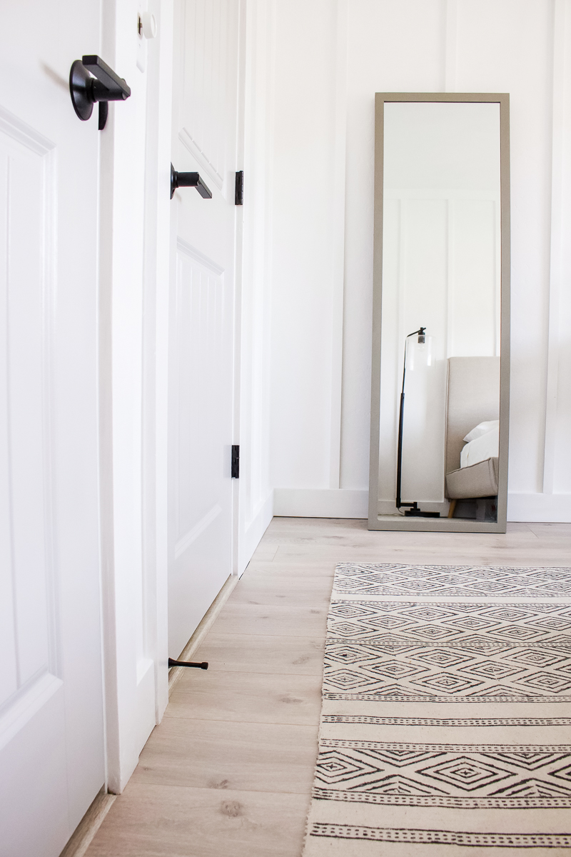 From replacing the flooring, to a new front door, and many wall treatments - I'm sharing some of my favorite DIY projects in our home!   Designed Simple   designedsimple.com