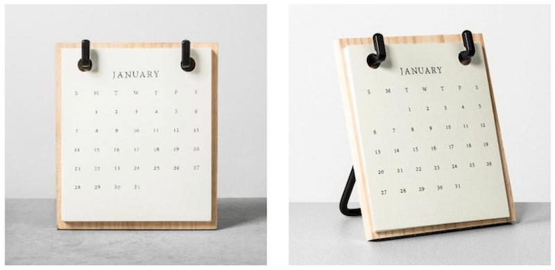 Grab your FREE 2020 Hearth and Hand with Magnolia Calendar Refill | Designed Simple | designedsimple.com