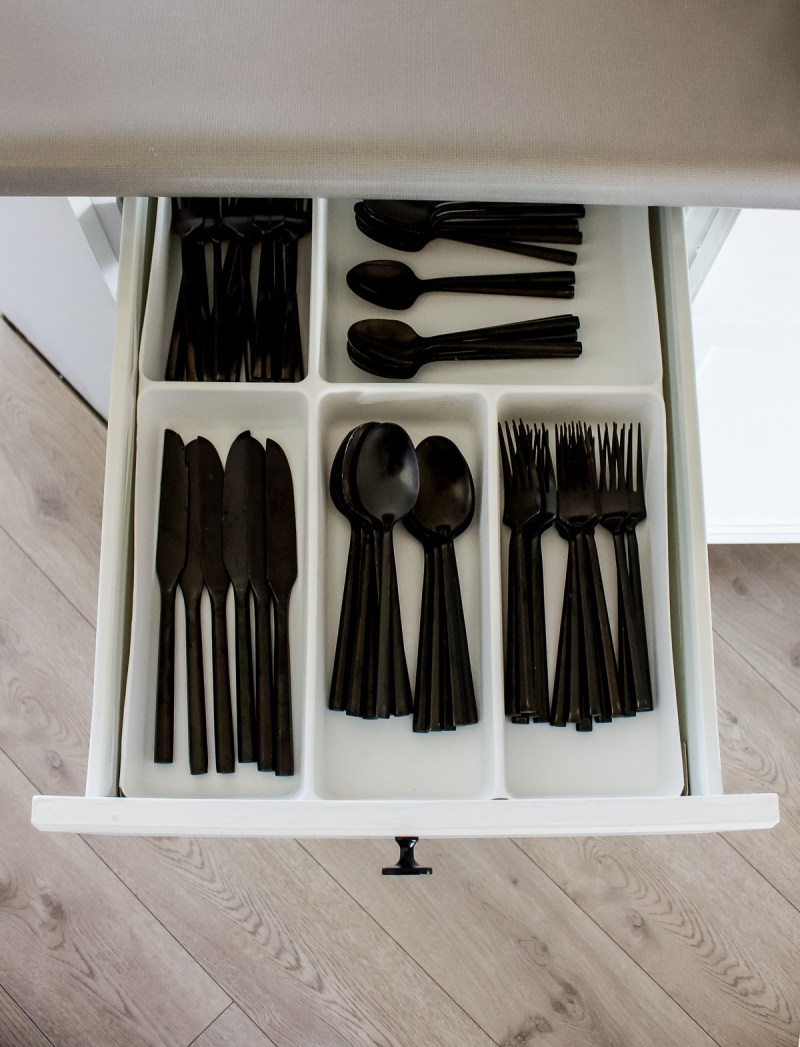 Sharing my top tips for kitchen and pantry organization! Not just about those pretty Pinterest pictures but true function and beauty. | Designed Simple | designedsimple.com